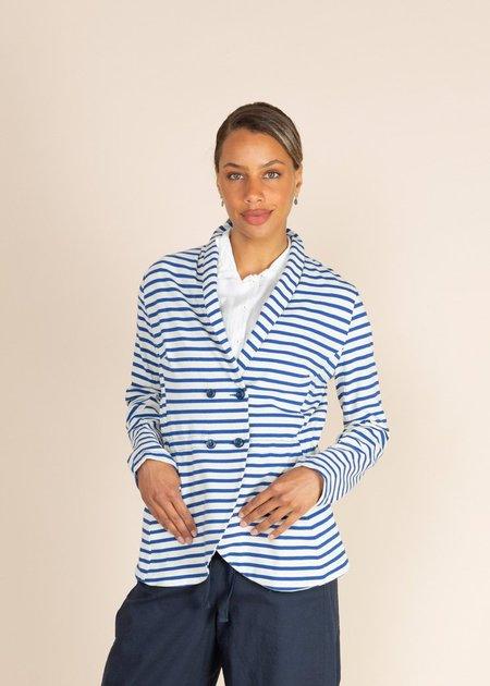 Echappees Belles Karma Jacket - Blue Stripe