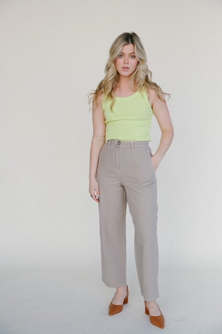Just Female Cayenne Trousers - Tan
