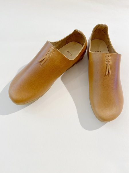 RAKU Babush shoes - Yellow