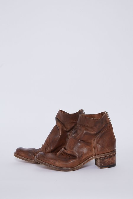 SHOTO Leather Bootie