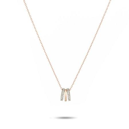 Adina Reyter Bead Party Girls Night Necklace