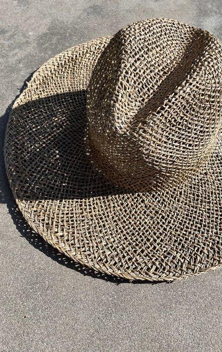 Reinhard Plank Straw Hat - Natural