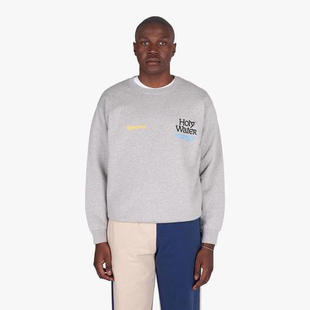Reception Clothing Club Sweat Crewneck sweater - Grey