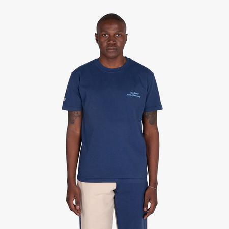 Reception Joe Gallo T-shirt - Work Blue