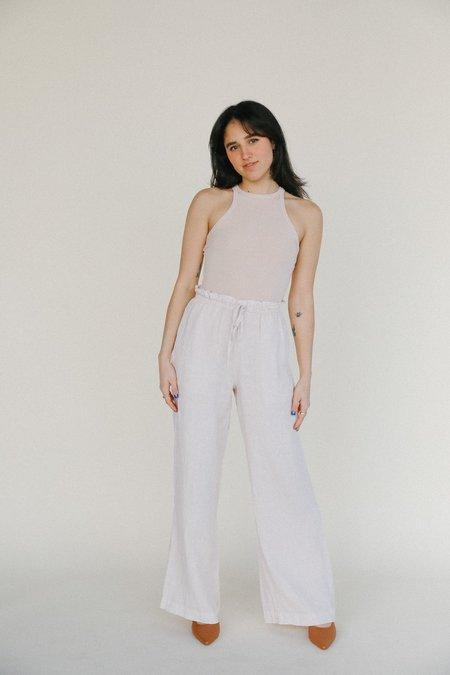 Agolde Rianne Bodysuit - Beige