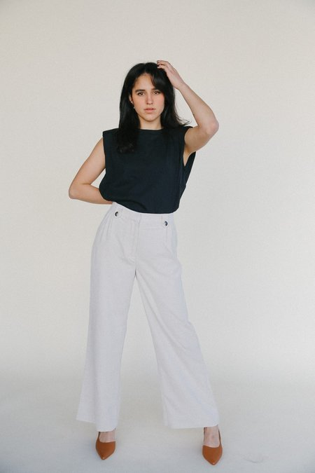 Just Female Corduroy Moscow Trousers - Beige