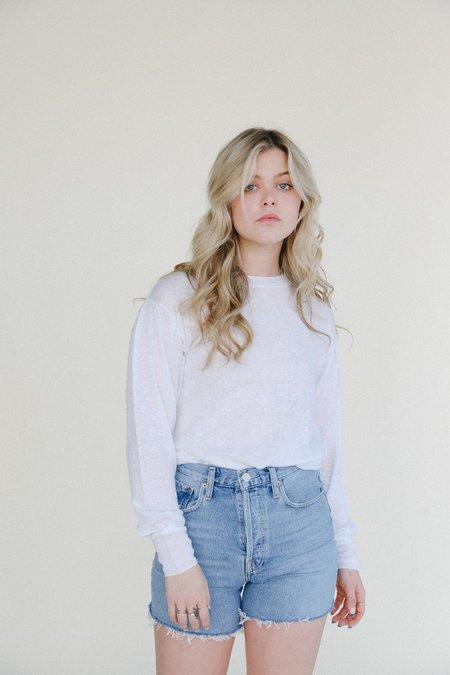 Line the Label Hazel Sweater - Chalk