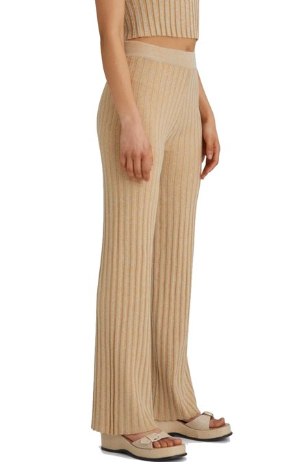 Paloma Wool FROMTHE Knit Pants - natural