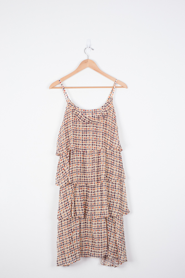 Cotélac Ecru Dress