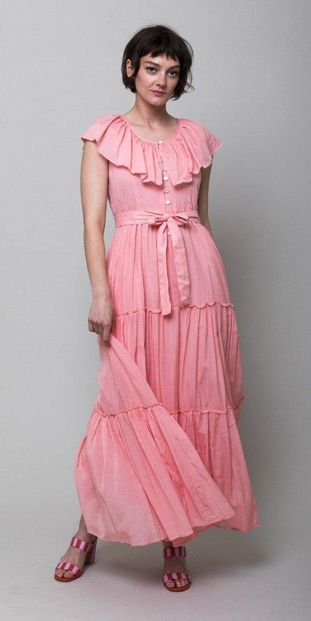 Mille Mira Dress - Candlelight Peach