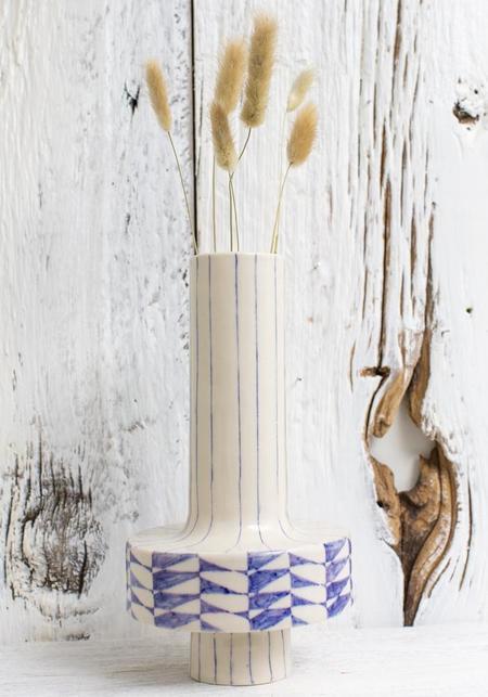 Rust Designs No. 5 Ceramic Vase