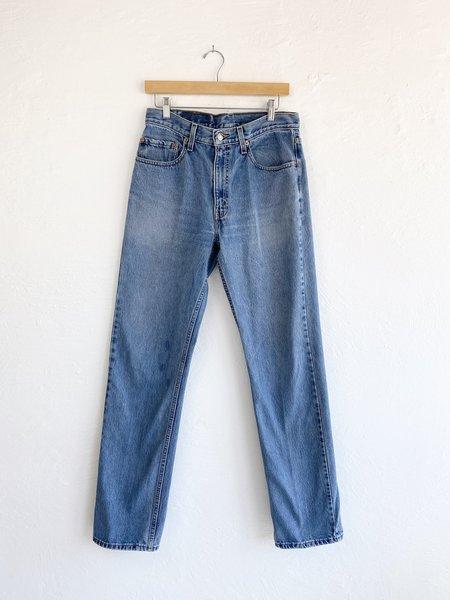 VINTAGE Descendant Levi 505 Denim Jeans