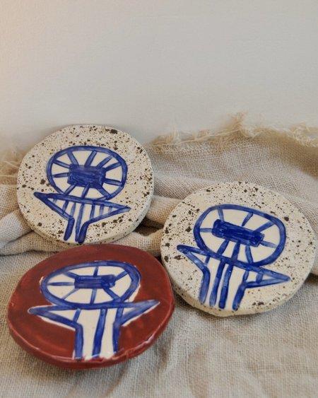 Kate Rosenberg Ceramics Bedside Plates