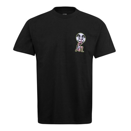 Obey Weight Of The World T-Shirt - Black