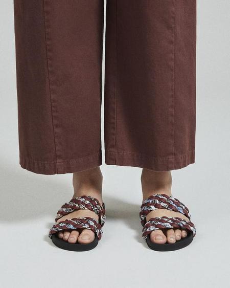 RACHEL COMEY Fletch Sandal - Blue