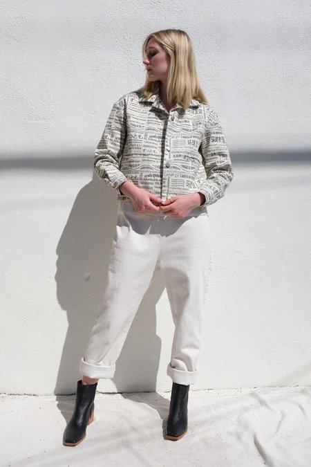 Paloma Wool Forrest Jacket - Ecru