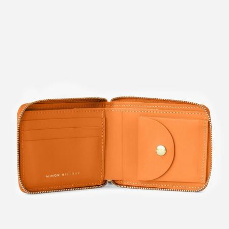 Minor History The Coupe wallet - Tropic