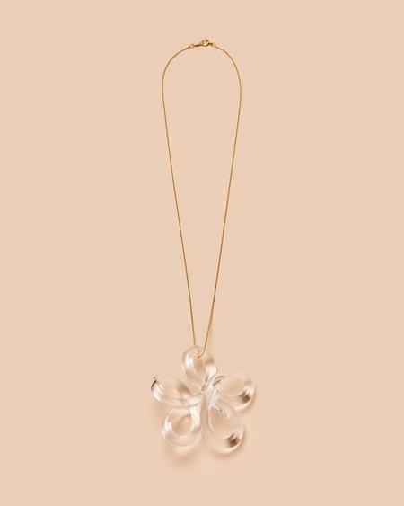 Corey Moranis Flower Necklace