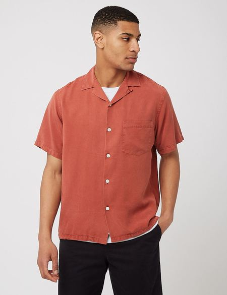 Potuguese Flannel Dogtown Shirt - Red