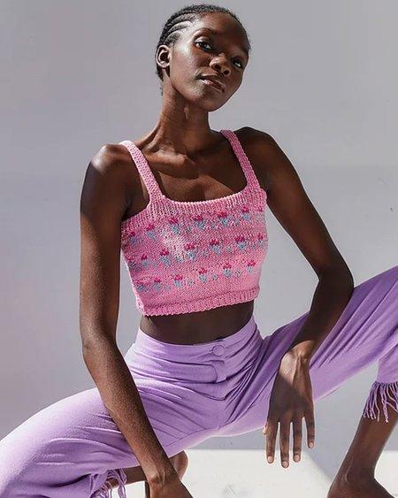 Tach Clothing Mayra Knit Top
