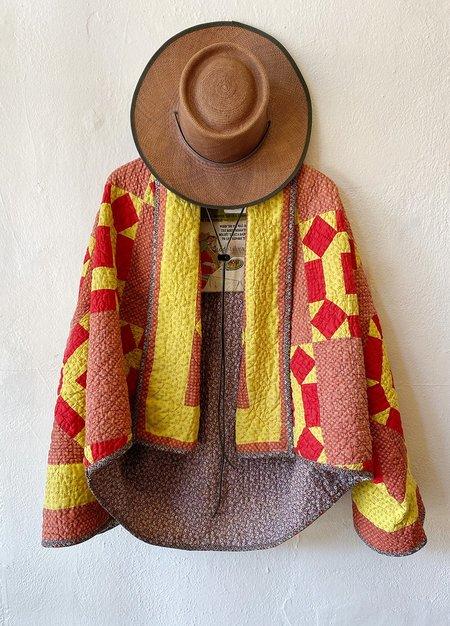 Lady Lancaster Quilt Jacket - Multi