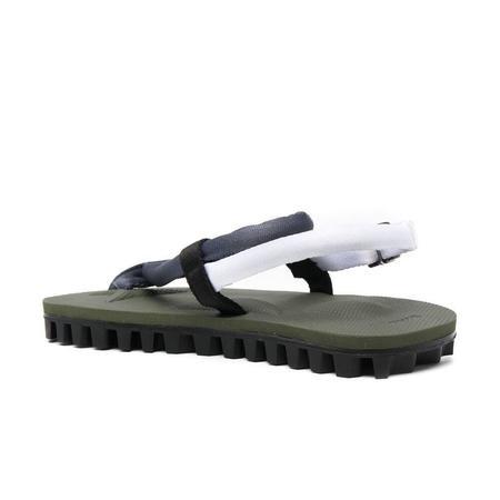 Suicoke Gut shoes - Navy/Olive