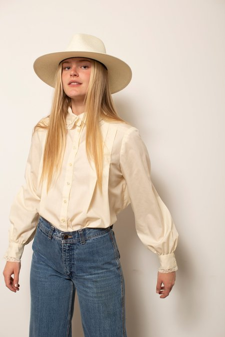 Vintage Button-Up shirt - Off-White