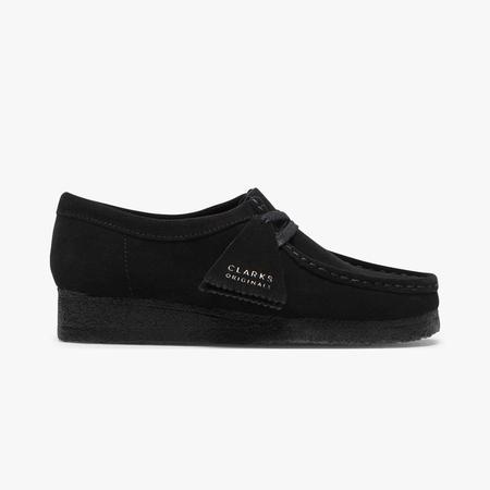 Clarks Originals Women's Wallabee shoes - Black