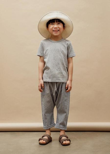 Kids Petits Vilains Blaise Harem Pant - Stripe