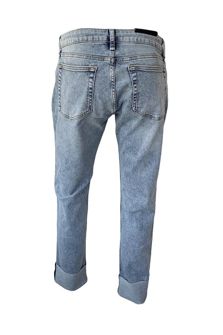 Rag & Bone Dre Loopback Boyfriend Jeans - Nora