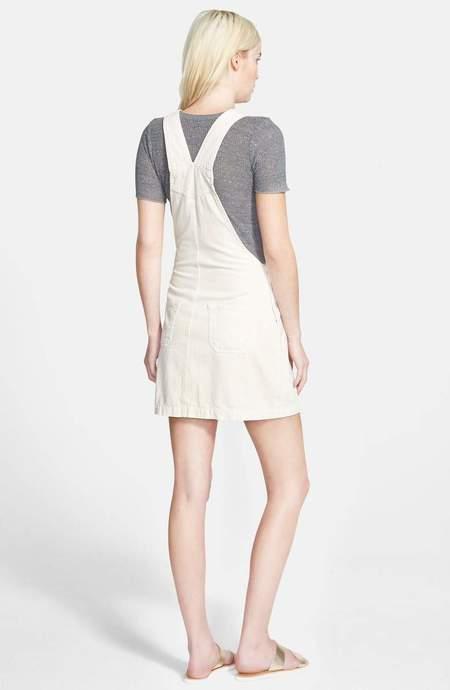 AG Jeans The Gillian dress - white