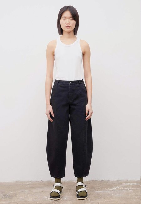 Kowtow Sculptor Jeans - Black Denim