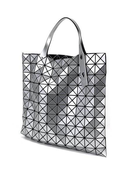 BAO BAO ISSEY MIYAKE PRISM bag - SILVER