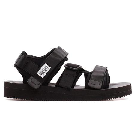 Suicoke Kisee-V sandals - Black