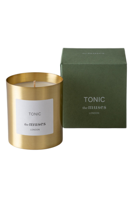 The Muses Tonic Candle