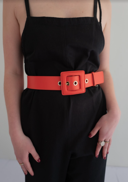 K&J Scarlett Belt - Orange
