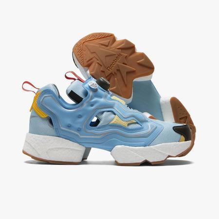 Reebok x BBC Instapump Fury Boost sneakers - Blue