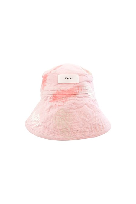 KkCo x SOSUPERSAM x Bonnie Clyde Bucket Hat - BRUSH TIE-DYE