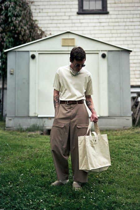 Camiel Fortgens Shopper Large bag - Off-White Canvas