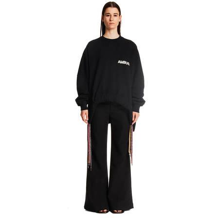 AMBUSH Multicord sweatshirt - Black