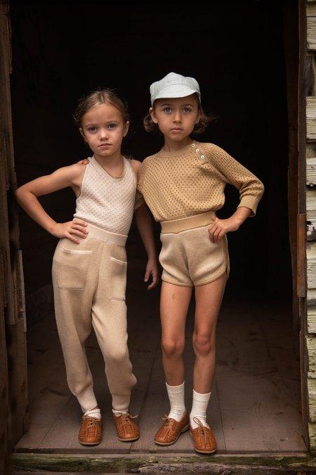 Kids Soor Ploom Lou Pullover - Chai