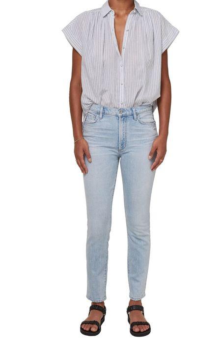 COH Olivia Slim Jeans - La Lune