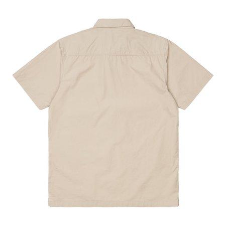 Carhartt Wip S/S Creek Shirt - Wall