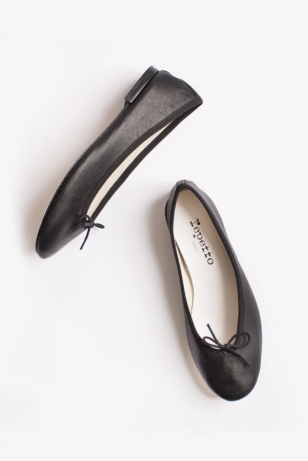 Repetto Cendrillon ballet flat in noir