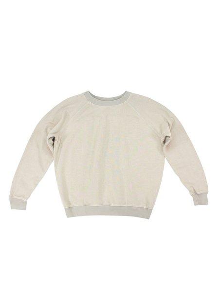Unisex Jungmaven Bonfire Raglan Sweatshirt - Canvas
