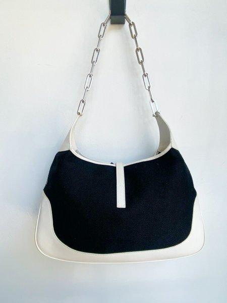 [Pre-loved] Gucci Jackie 1961 Canvas Bag