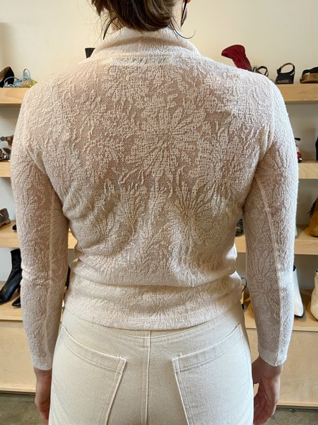 Pre-loved PIPPA TOP - pale pink