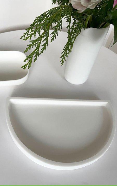 Tina Frey Designs Demi Lune Tray