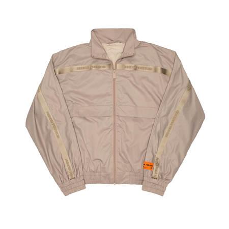 HERON PRESTON Windbreaker jacket - Taupe
