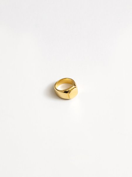 Wolf Circus Leo Ring - Gold